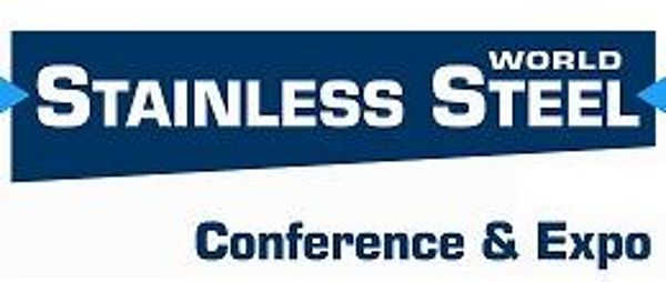 Logo Messe Stainless Steel World